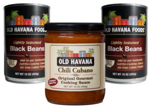 Old Havana Foods Chili Cubano Dinner Kit (small)