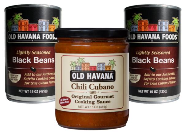 Old Havana Foods Chili Cubano Dinner Kit (small)