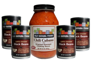 Old Havana Foods Chili Cubano Dinner Kit (large)