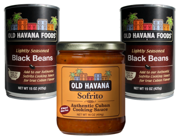 Old Havana Foods Frijoles Negros Meal Kit (small)