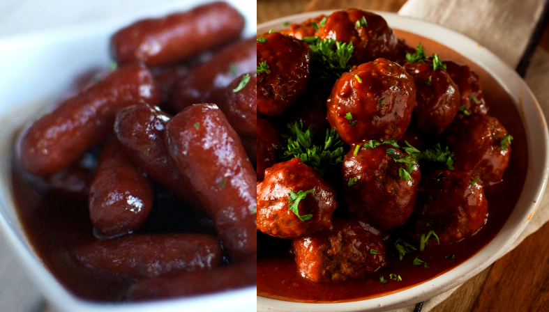 Smokie Links or Meatballs from Old Havana Foods