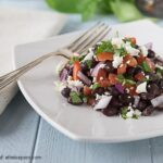 Black Bean and Feat Salad from Old Havana Foods