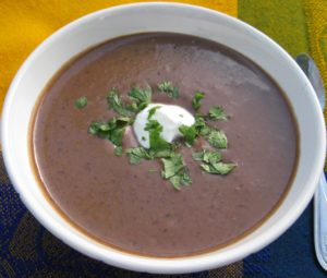 Black Bean Soup from Old Havana Foods