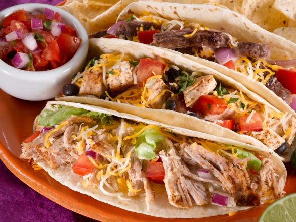 Chicken Tacos from Old Havana Foods