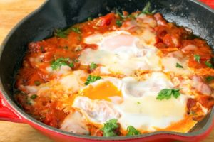 Eggs in Savory Sauce Shakshuka from Old Havana Foods