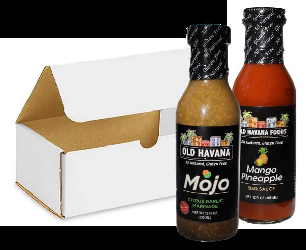 Liquid Gold Combo from Old Havana Foods