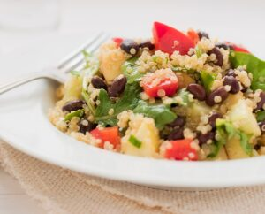 Mojito Black Bean & Quinoa Salad from Old Havana Foods