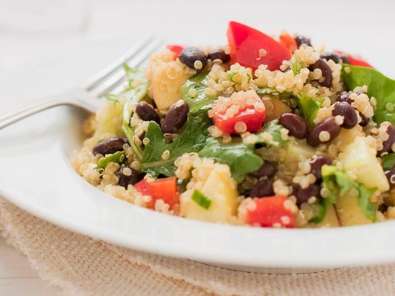 Mojito Black Bean & Quinoa Salad from Old Havana Foods