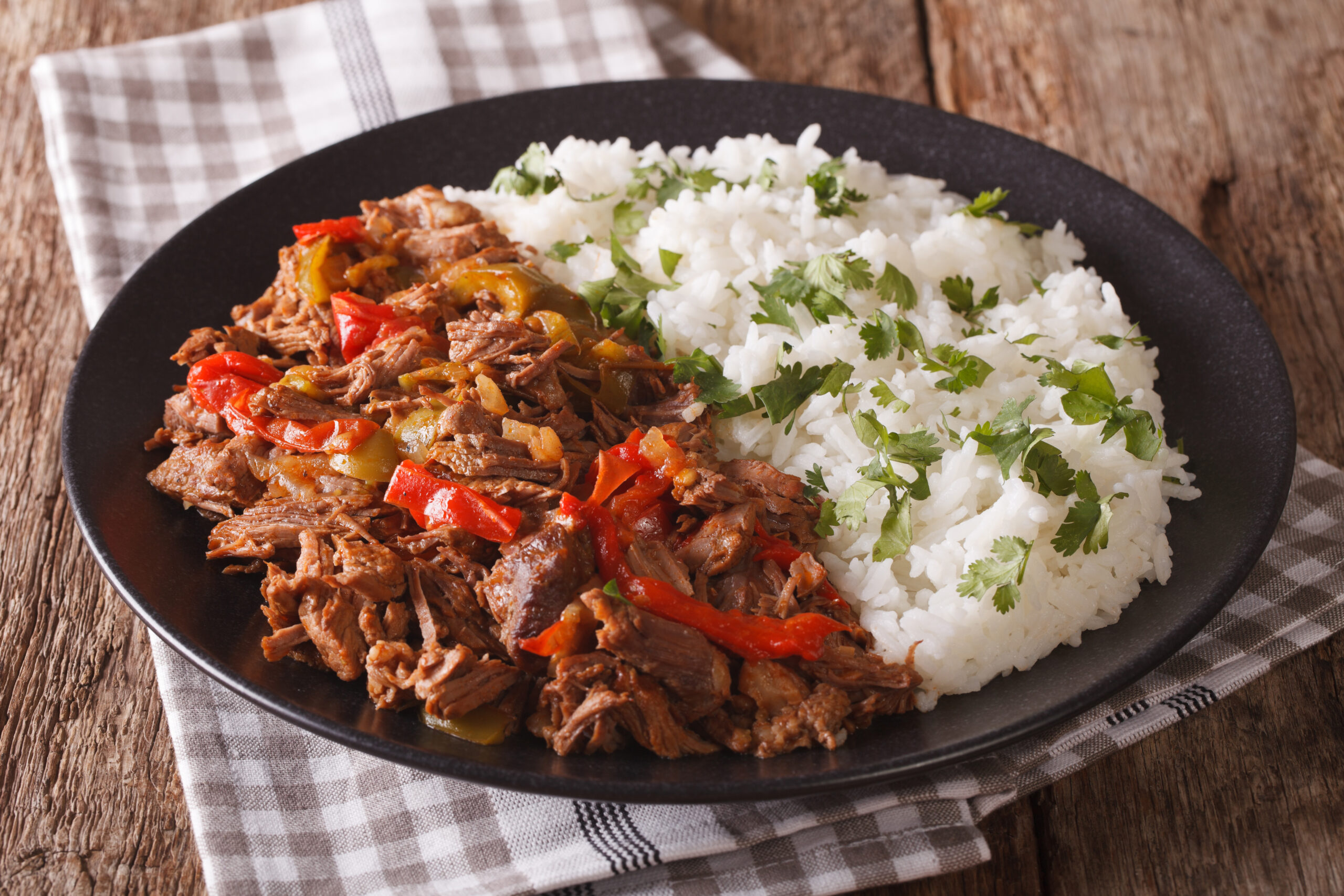Ropa Vieja Cuban Shredded Beef from Old Havana Foods