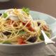 Mediterranean Seafood Pasta from Old Havana Foods